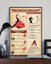 Ballroom dance knowledge 11x17 Poster lifestyle-poster-2