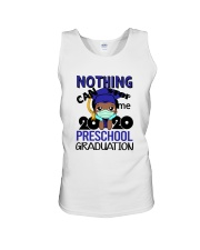 Boy without glasses Preschool Nothing Stop Unisex Tank thumbnail