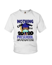 Boy without glasses Preschool Nothing Stop Youth T-Shirt front