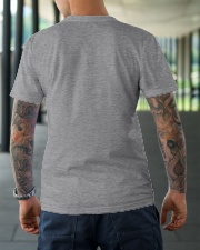 I may seem sweet and innocent but If you  Classic T-Shirt lifestyle-mens-crewneck-back-3
