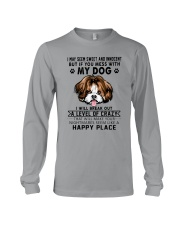 I may seem sweet and innocent but If you  Long Sleeve Tee thumbnail