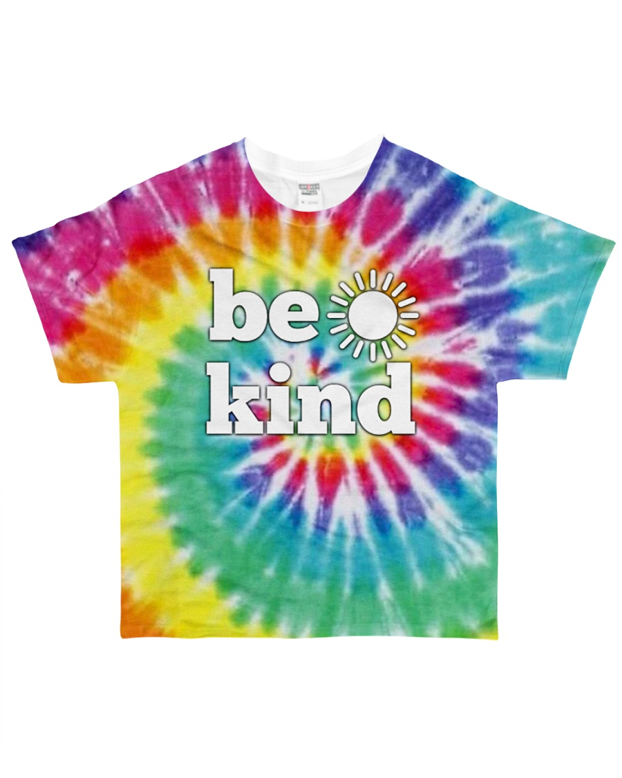Be Kind Sun All-over T-Shirt