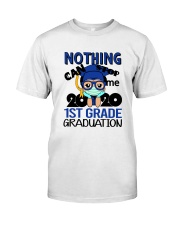 Boy 1st grade Nothing Stop Classic T-Shirt thumbnail