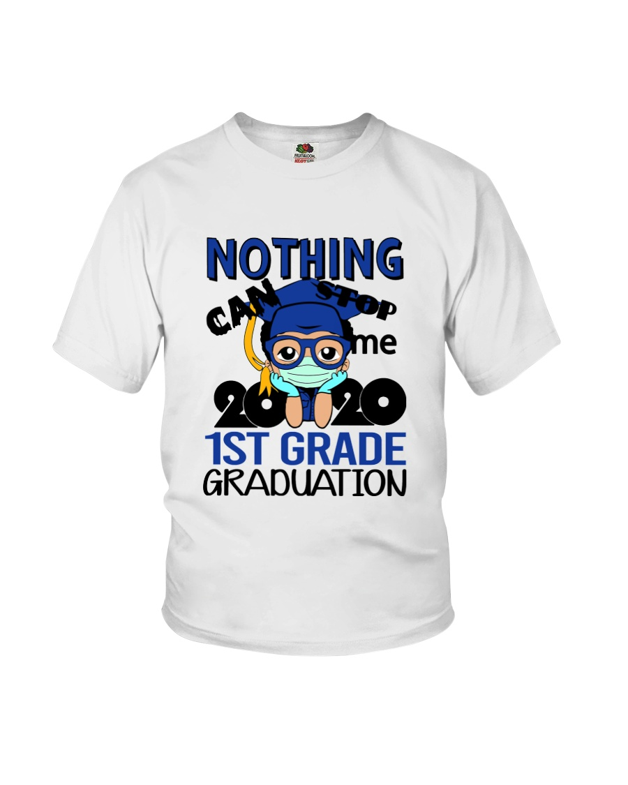 Boy 1st grade Nothing Stop Youth T-Shirt