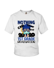 Boy 1st grade Nothing Stop Youth T-Shirt front