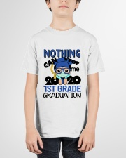 Boy 1st grade Nothing Stop Youth T-Shirt garment-youth-tshirt-front-01