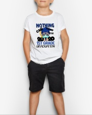 Boy 1st grade Nothing Stop Youth T-Shirt lifestyle-youth-tshirt-front-1