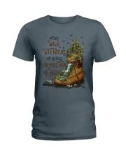 Camping Nature Ladies T-Shirt thumbnail