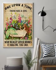 Mermaid Loves Book 11x17 Poster lifestyle-poster-1