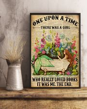 Mermaid Loves Book 11x17 Poster lifestyle-poster-3
