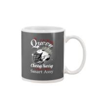 Lacrosse Queen Female Mug thumbnail