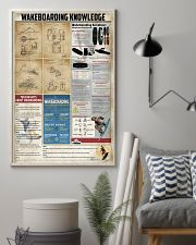 Wakeboarding Knowledge  11x17 Poster lifestyle-poster-1
