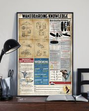 Wakeboarding Knowledge  11x17 Poster lifestyle-poster-2