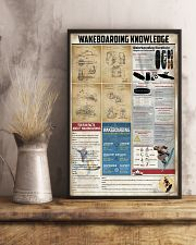 Wakeboarding Knowledge  11x17 Poster lifestyle-poster-3