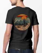 I Hate People Bigfoot  Classic T-Shirt lifestyle-mens-crewneck-back-5