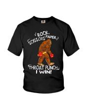 I Hate People Bigfoot  Youth T-Shirt thumbnail