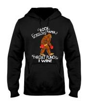 I Hate People Bigfoot  Hooded Sweatshirt thumbnail