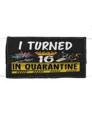16 I turned in quarantine Cloth face mask thumbnail