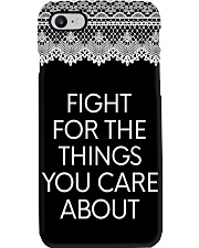 RBG fight lace Phone Case thumbnail