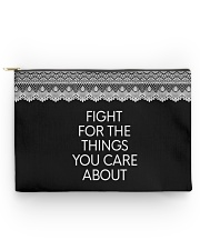 RBG fight lace Accessory Pouch tile
