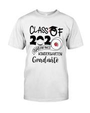 Kindergarten  Quarantined Graduate Classic T-Shirt thumbnail