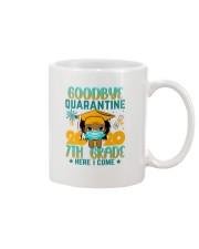 Black Girl 7th grade Goodbye quarantine Mug thumbnail
