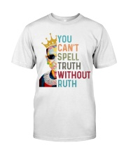 RBG you can't spell mug Classic T-Shirt thumbnail