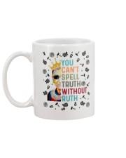 RBG you can't spell mug Mug back