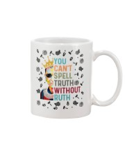 RBG you can't spell mug Mug front