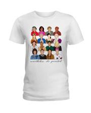 RBG nevertheless Ladies T-Shirt thumbnail