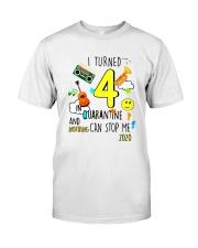 4 Turned Stop Me Classic T-Shirt thumbnail
