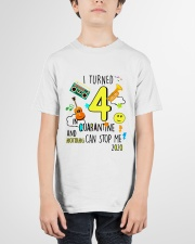 4 Turned Stop Me Youth T-Shirt garment-youth-tshirt-front-01