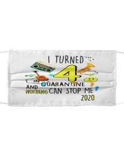 4 Turned Stop Me Cloth face mask thumbnail