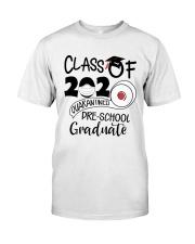 Pre K  Quarantined Graduate Classic T-Shirt thumbnail