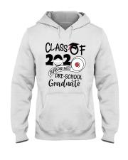 Pre K  Quarantined Graduate Hooded Sweatshirt thumbnail
