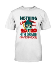 Boy 4th grade Nothing Stop Classic T-Shirt thumbnail