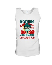 Boy 4th grade Nothing Stop Unisex Tank thumbnail
