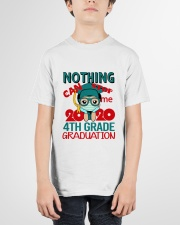 Boy 4th grade Nothing Stop Youth T-Shirt garment-youth-tshirt-front-01