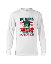 Boy 4th grade Nothing Stop Long Sleeve Tee thumbnail
