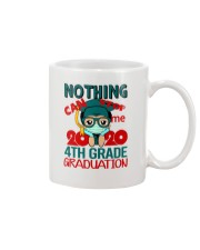 Boy 4th grade Nothing Stop Mug thumbnail