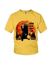 Shuh Duh Fuh Halloween  Youth T-Shirt thumbnail