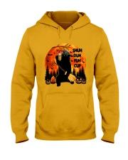 Shuh Duh Fuh Halloween  Hooded Sweatshirt thumbnail