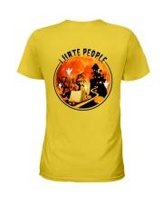 Shuh Duh Fuh Halloween  Ladies T-Shirt back