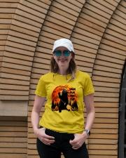 Shuh Duh Fuh Halloween  Ladies T-Shirt lifestyle-women-crewneck-front-4