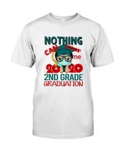 Boy 2nd grade Nothing Stop Classic T-Shirt thumbnail