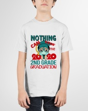 Boy 2nd grade Nothing Stop Youth T-Shirt garment-youth-tshirt-front-01