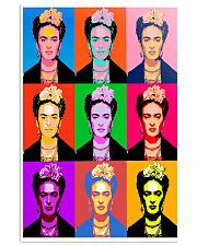 Frida Kahlo pop art 11x17 Poster thumbnail