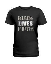 Black Lives Matter front Ladies T-Shirt thumbnail