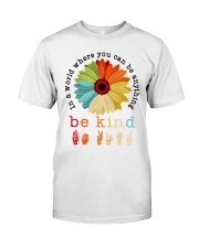 In a world sticker Classic T-Shirt thumbnail