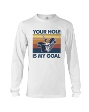 My Goal Billiards Long Sleeve Tee thumbnail